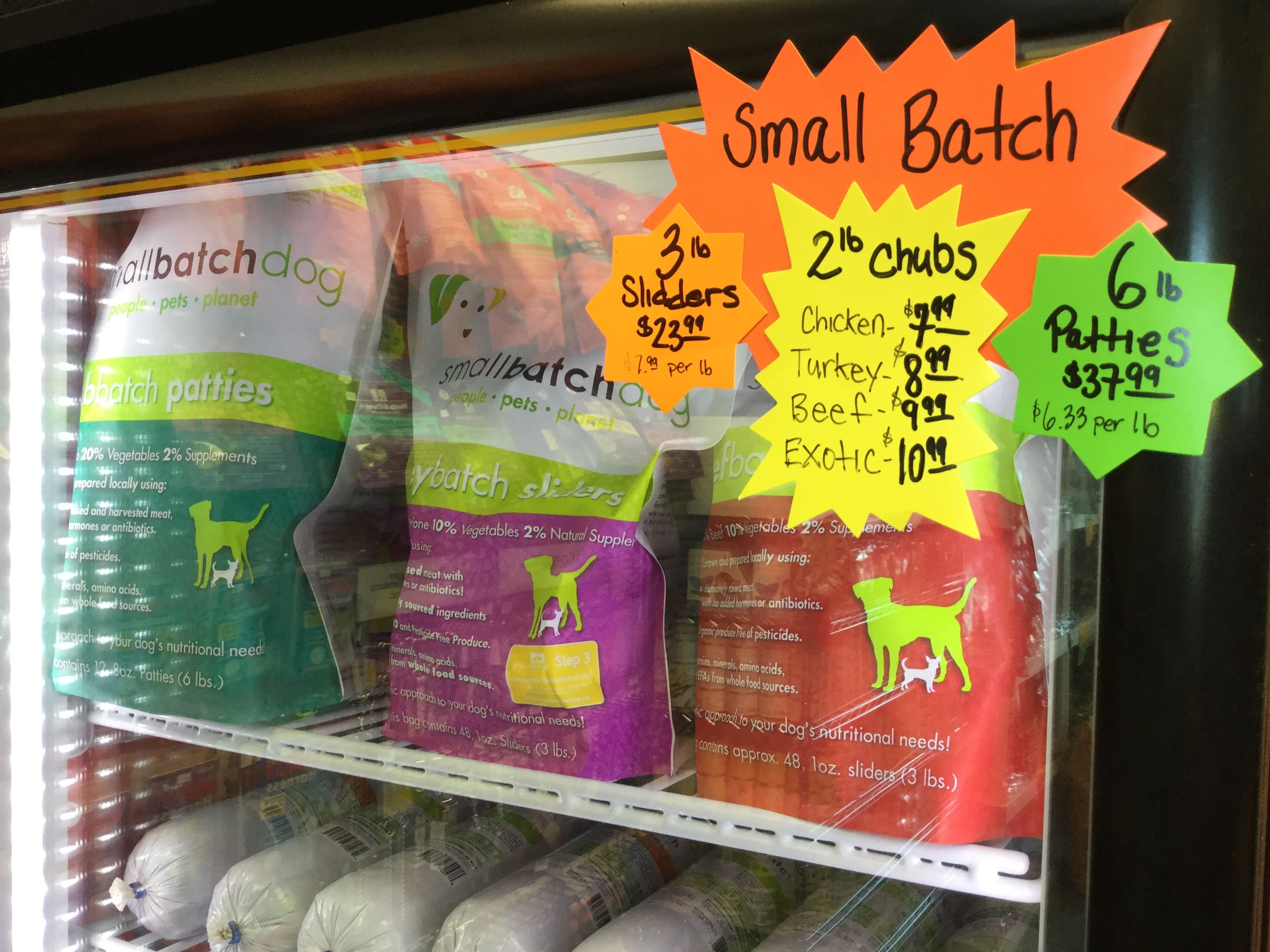 Pin By The Pet Shop On Products Raw Pet Food Food Animals Small Batches