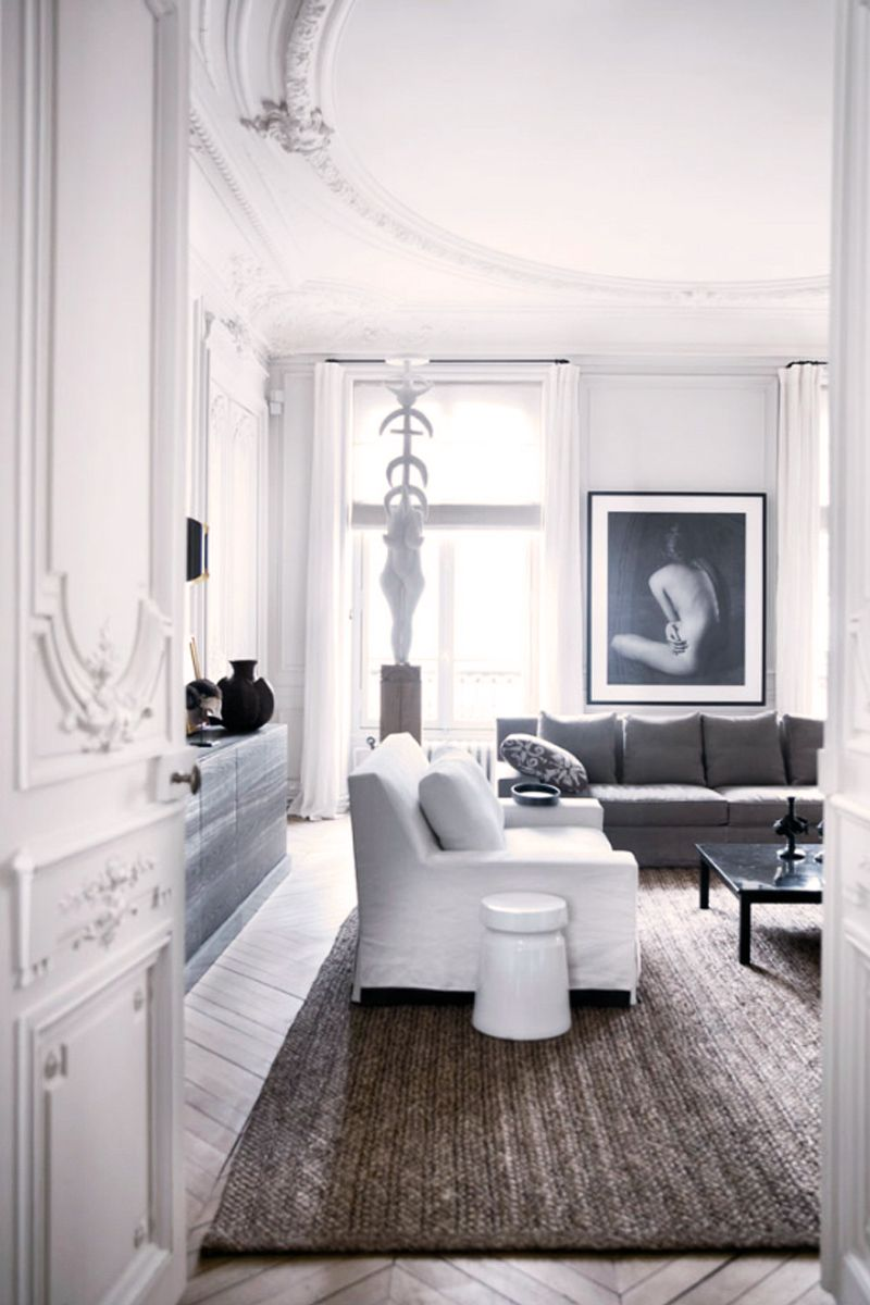 5 steps to the perfect parisian home the chriselle factor french apartment paris apartment