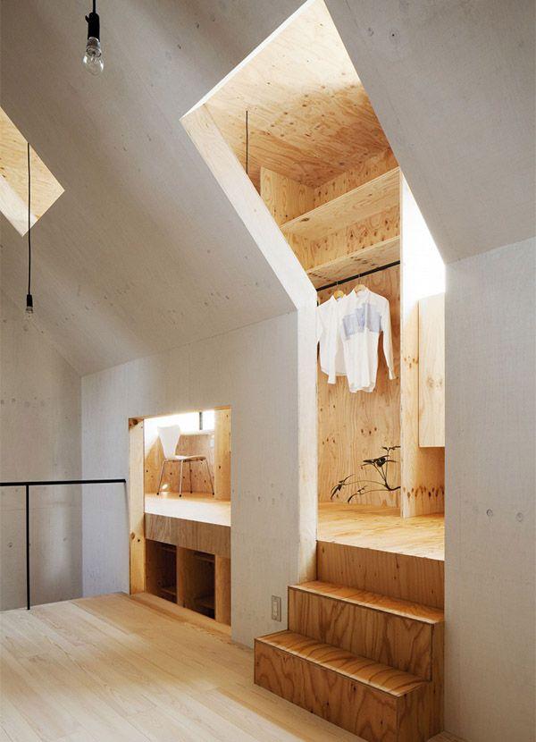 Minimalisme Japonais La Maison Des Fourmis