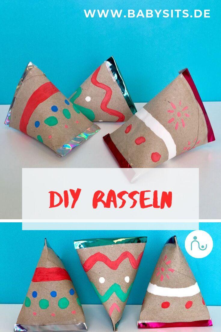 DIY Rasseln