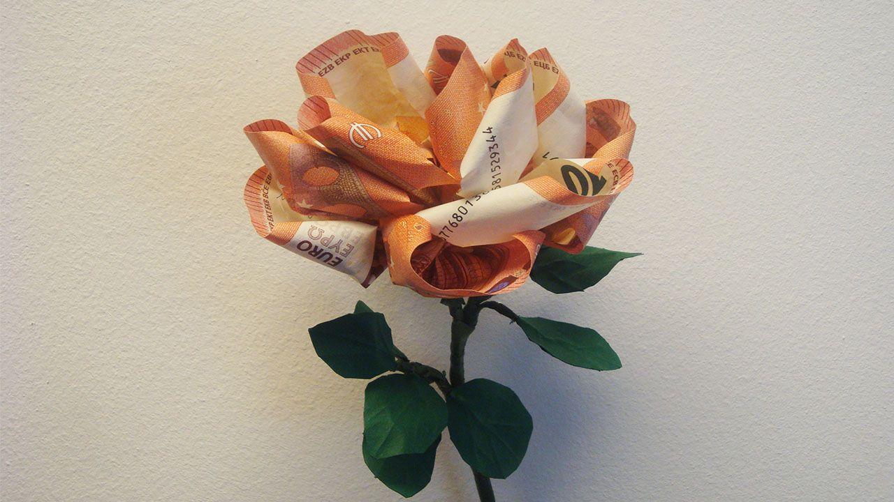 Geld Falten Geldgeschenk Basteln Geld Falten Geldgeschenke Basteln Blumen Falten