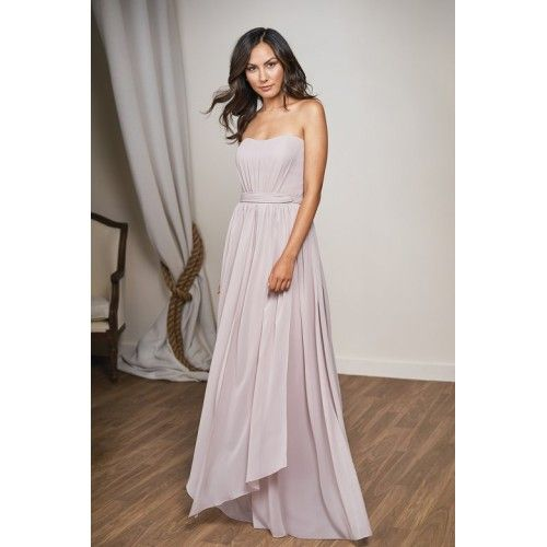 0759bdc50e8 Jasmine Belsoie Bridesmaid Dress L204003