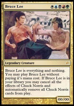 Bruce lee witze