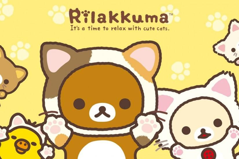 Rilakkuma wallpaper ·① Download free awesome HD