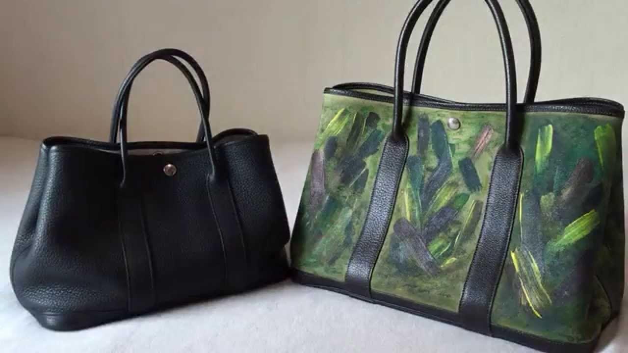 0409f8f1ec96 Hermes Garden Party Review - Designer Bags For Sale