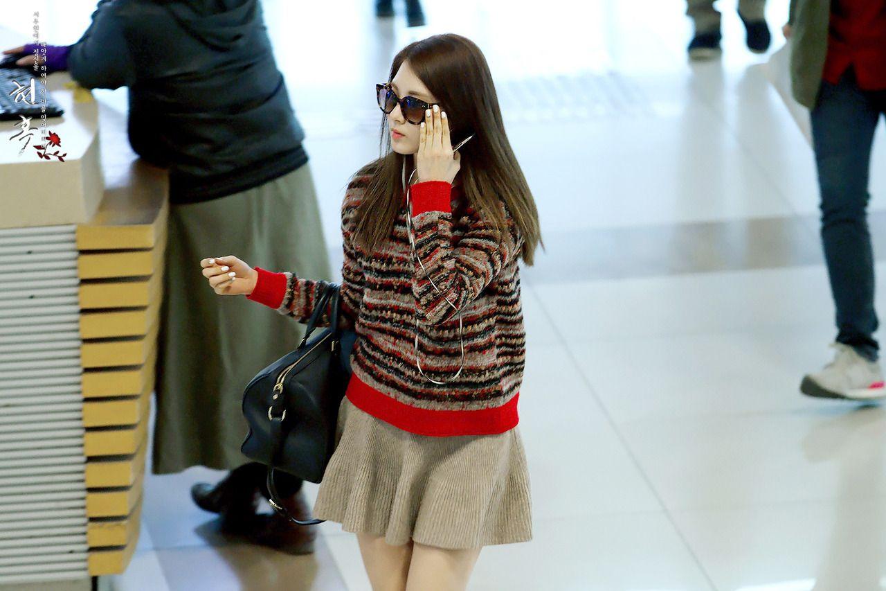 SNSD Seohyun | Fashion, Airport style, Clothes