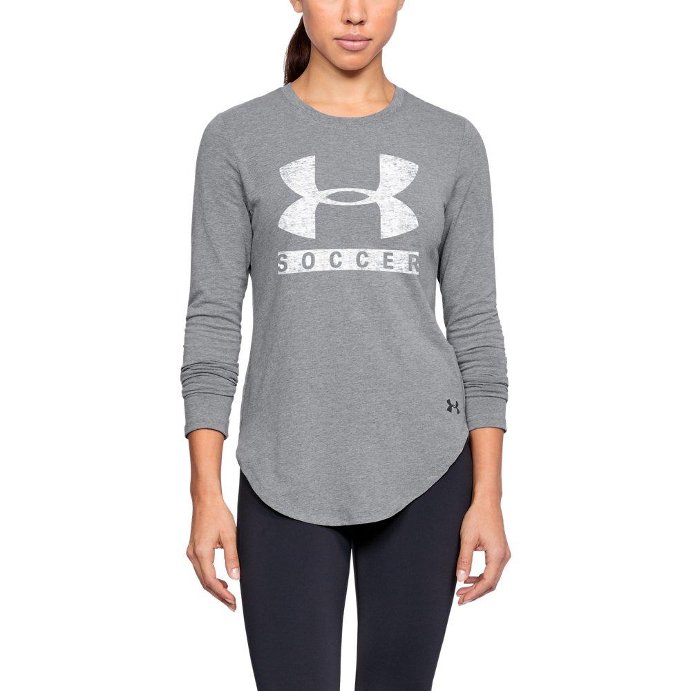 8ec3f6b257 Women's UA Soccer Long Sleeve Shirt   Under Armour US in 2019 ...