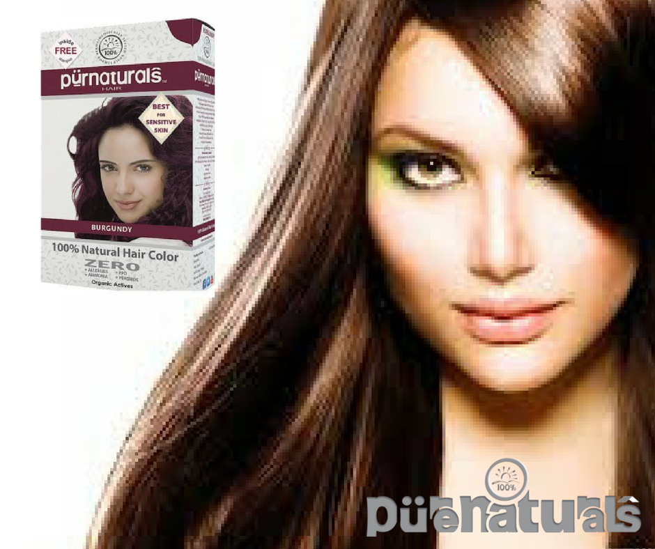 Purenaturals Hair Color No Ammonia No Ppd Hair Care Pinterest