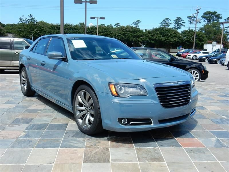 2014 Chrysler 300 S 19225 Miles Blue Exterior Color With A Black