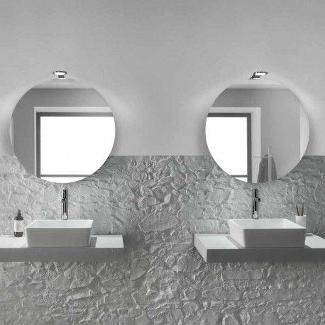Aplique LED Sara (4W) en 2020 | Espejos para baños ...