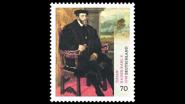 Auch Von Der Rolle Kaiser Karl V Kaiser Karl Briefmarken Deutschland Kaiser