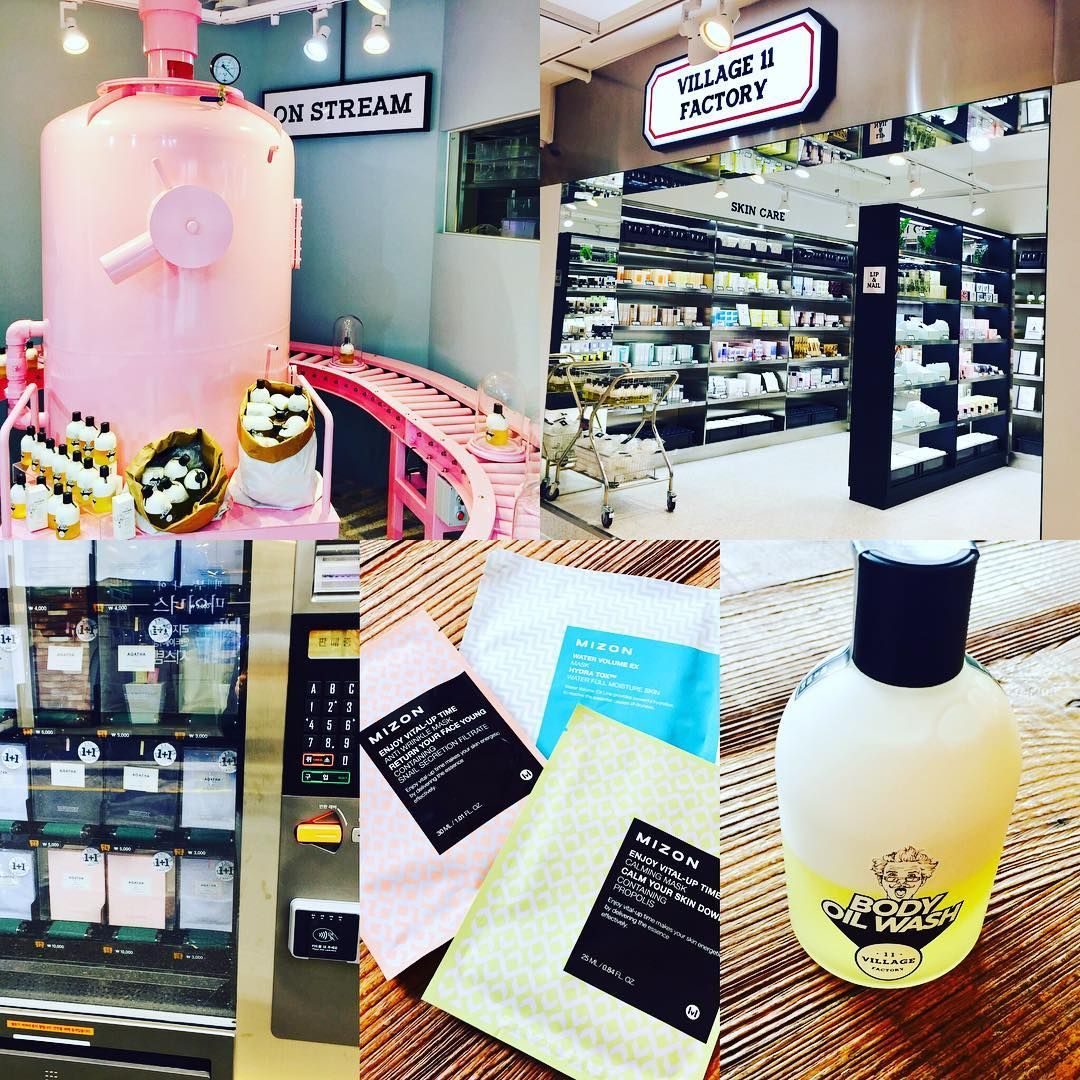 New Korean Beauty Store In Seoul Where To Buy Korean Skincare Cosmetics In Seoul Korean Beauty Skin Products Store Korean Beauty Store