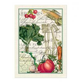 Michel Design Works   From My Garden Kitchen Towel   From My Garden   Design  Collections