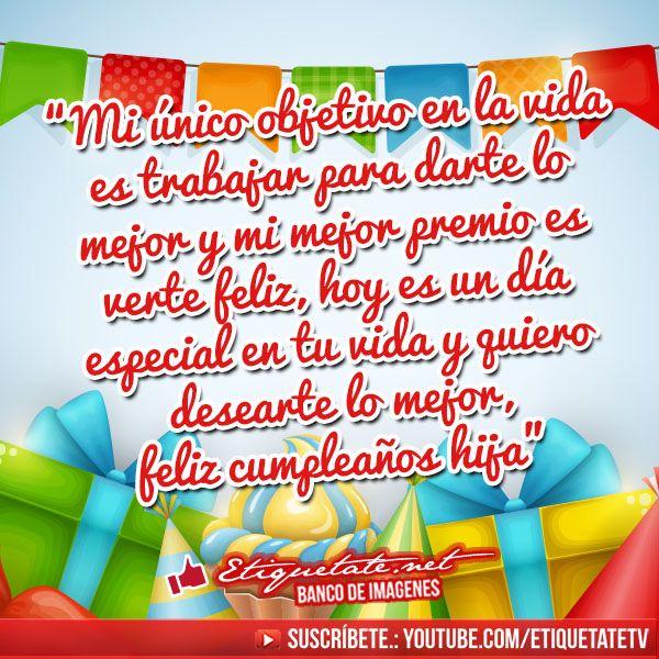 Imagenes De Feliz Cumpleaños Para Una Hija Para Facebook Etiquetate Net Banco De Imágenes Cumpleaños Hijo Feliz Cumpleaños Mensaje De Feliz Cumpleaños