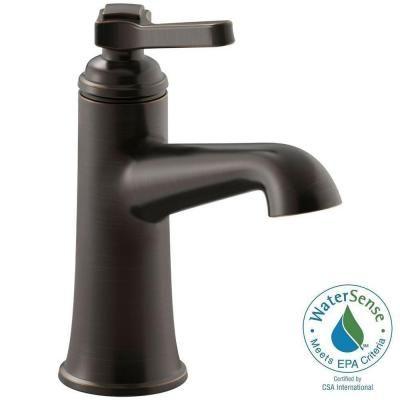 KOHLER Georgeson Single Hole Single Handle Bathroom Faucet In Oil Rubbed  Bronze K R99912 Idea