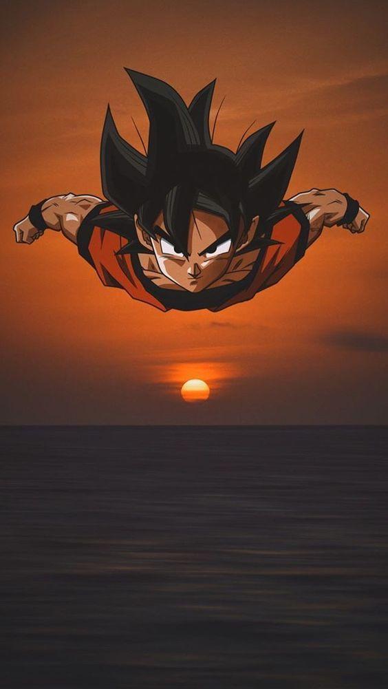Imagens De Goku Para Celular Anime Dragon Ball Dragon Ball Artwork Dragon Ball Wallpapers