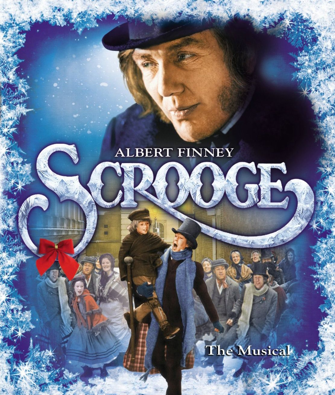 scrooge 1970 - Scrooge is a 1970 musical film adaptation of ...