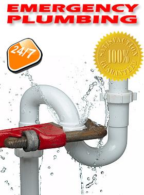 We Provide Emergency Plumbing Repair Services In Morris County