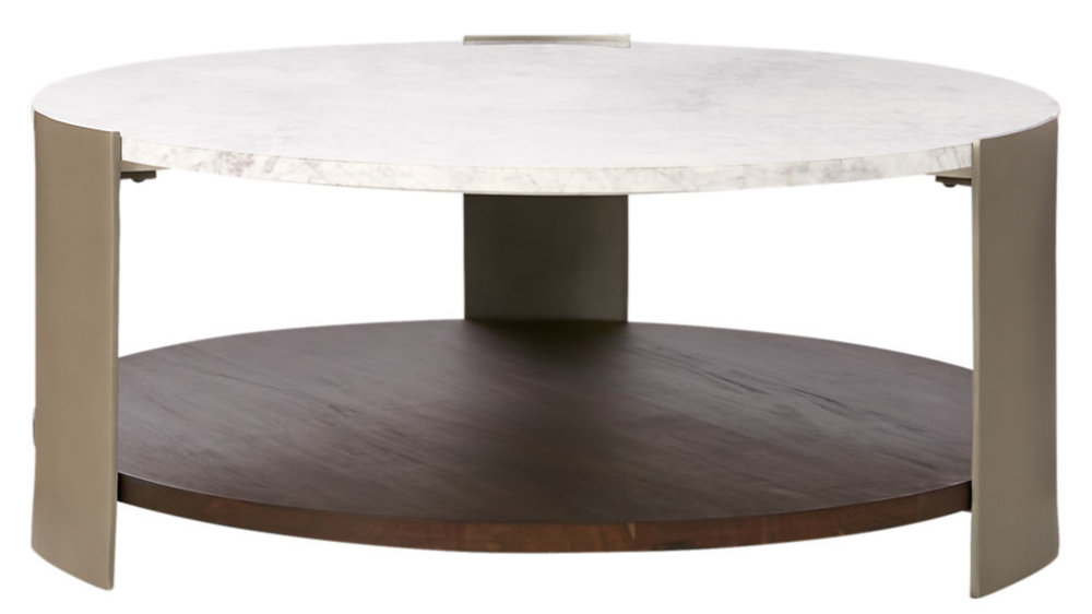 Beret Marble 2 Tier Coffee Table In 2020 Coffee Table Living