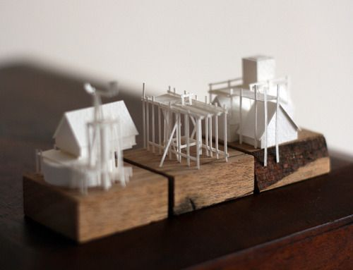 charlesyoung: Paper constructions. See more here. | Place ...  charlesyoung: P...