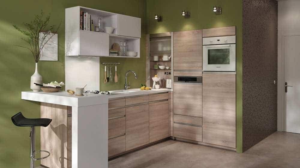5 astuces pour aménager une petite cuisine équipée design, proposée