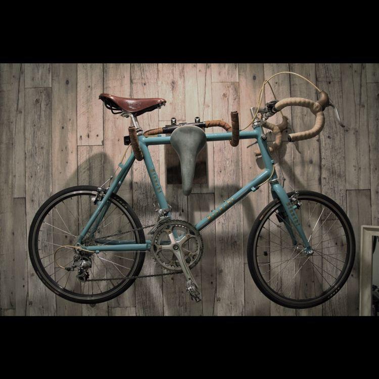 自転車壁掛け 自転車 ディアウォール 壁 天井 ガス管 などのインテリア実例 2016 02 04 13 50 46 Roomclip ルームクリップ 自転車 自転車 壁掛け インテリア