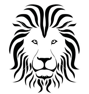 lion shilouette clipart lion silhouette vector biome images rh pinterest com lion face drawing clipart lion face clipart black and white