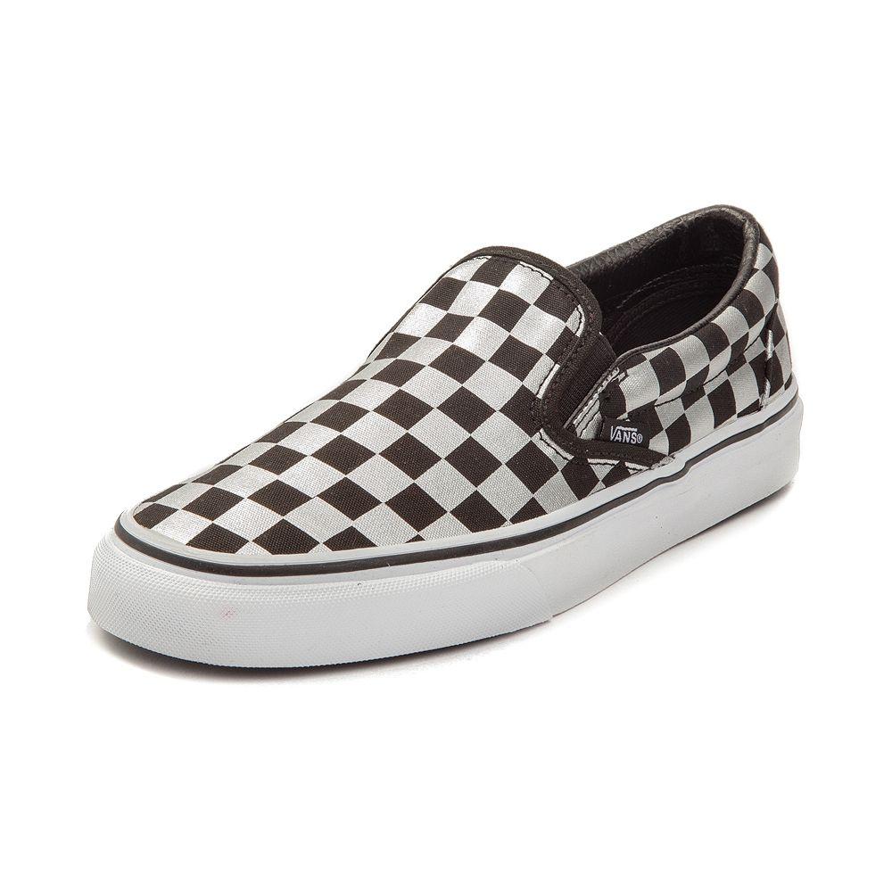 e6f4c47a3eb Vans Slip On Peanuts Pig-Pen Skate Shoe - Black Gray - 497150 ...