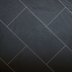 12 X 24 Porcelain Tile Floor Charcoal Gray