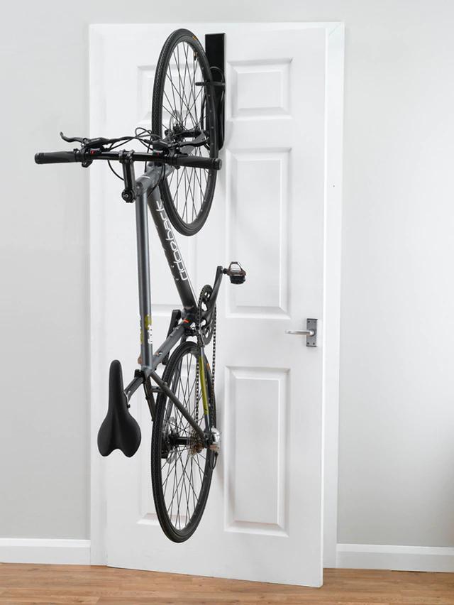Apartment Door Bike Rack Removable Storeyourboard Com Vertical Bike Rack Bike Rack Wall Bike Storage Apartment