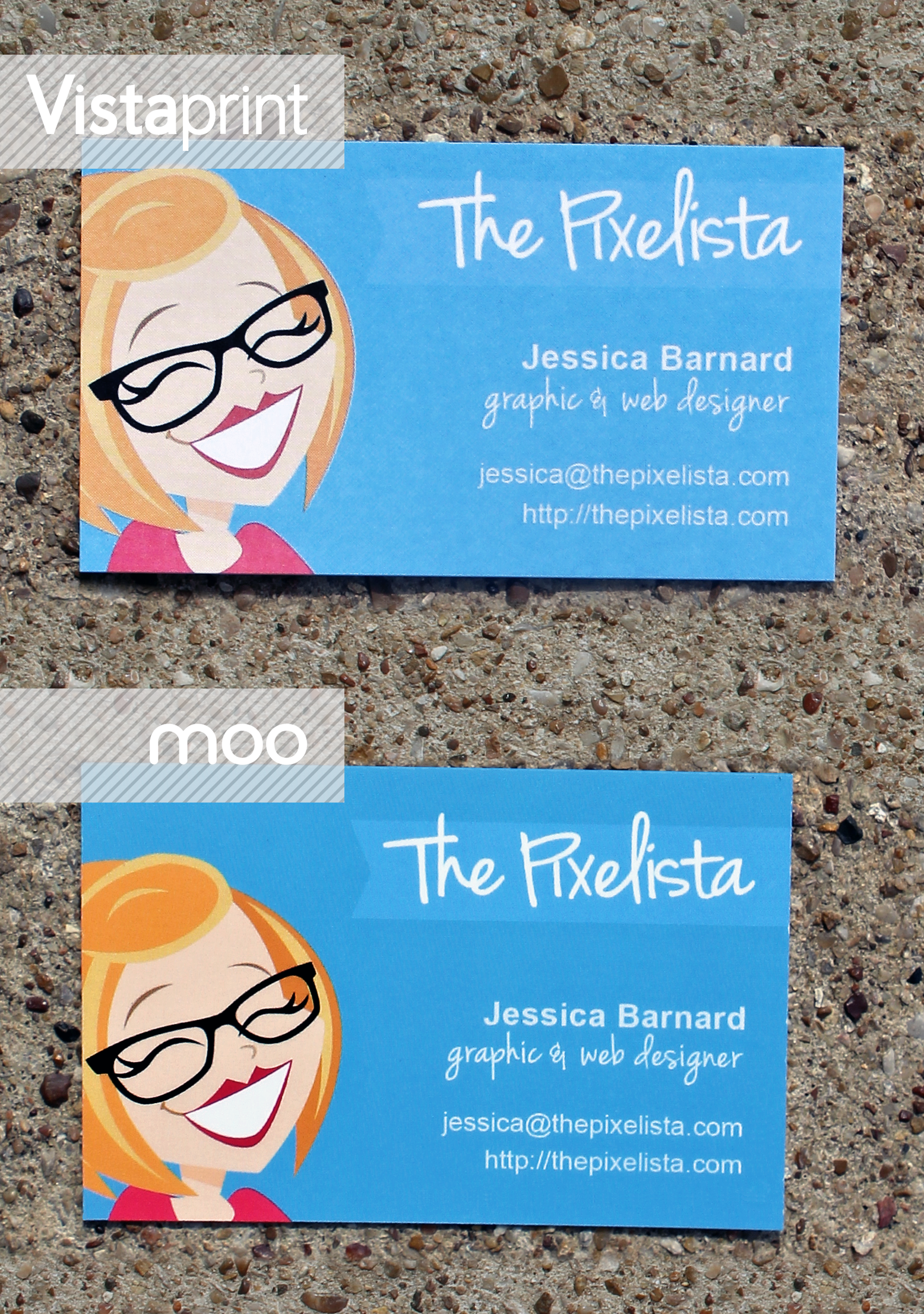 Thinking about ordering some business cards soon? Read this first ...