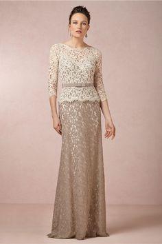 Resultado de imagem para vestidos para madrina de matrimonio