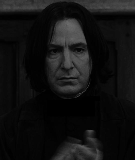 Hostile Territory Alan Rickman Movies Harry Potter Severus Snape