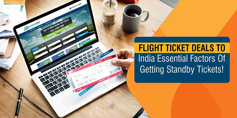 It is a great way to fly standby and get preferable and cheap flights at low cost. So, before booking of standby #flightticketdeals to #India, do a little research to get the best out of your standby experience and stay active when you get to the airport.