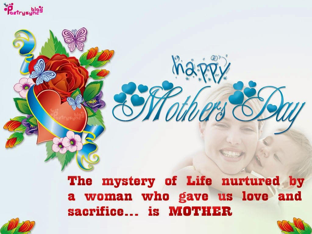 Mothers Day Greetings Words On Picture Mothers Day Pinterest