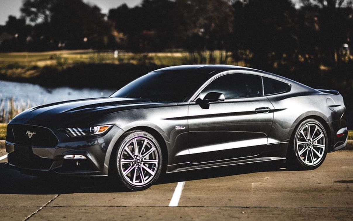 Mustang GT 2015 American Muscle | Cars & motorcycles | Pinterest ...