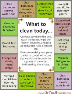 cleaning schedule architecture building one that works for you