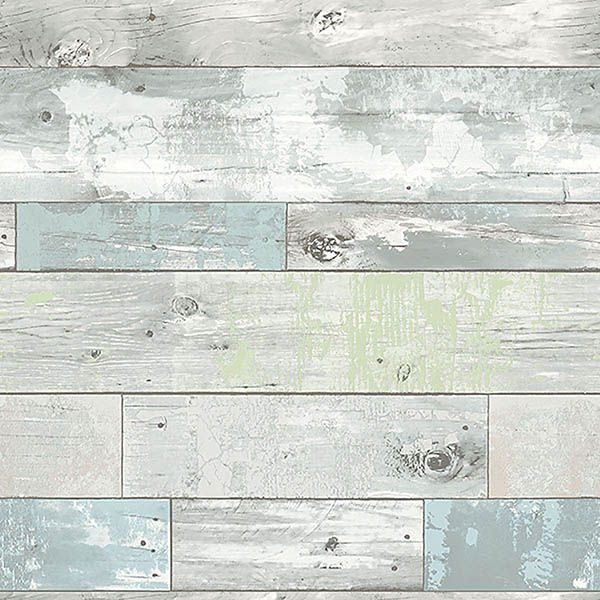 Beachwood contact paper for a pretty removable backsplash