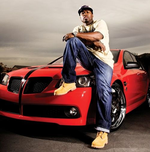 50 Cent Love The Car Hes Sitting On Too Boss Sh