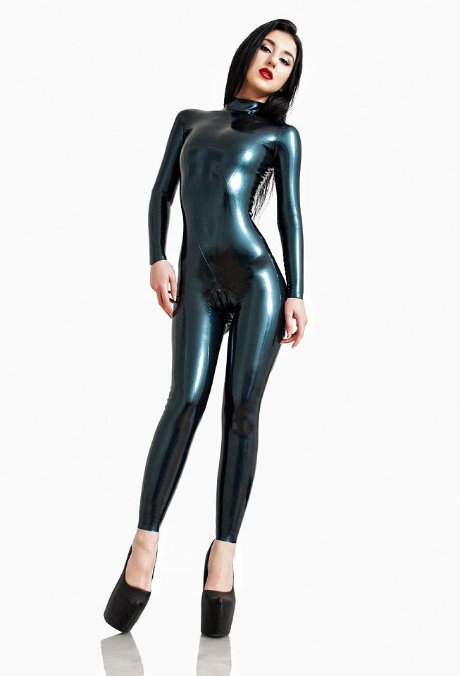 d0773b0b9b3 Marilyn Yusuf Kleidung, Latex Mode, Outfit, Latex-catsuit, Latex Kleid,