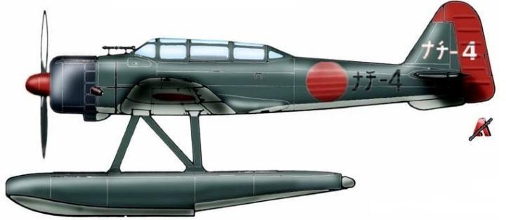 十二試二座水上偵察機(中島) | p...