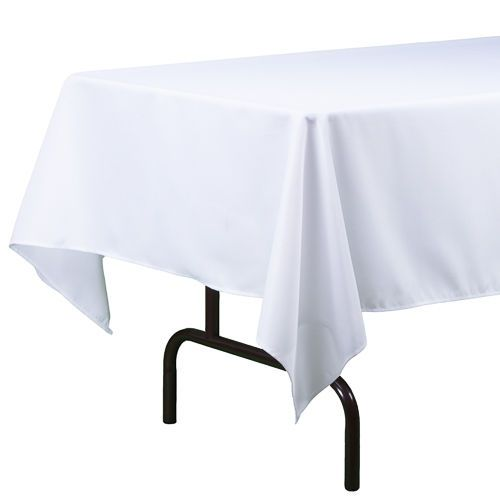 """60/""""x 102/"""" Rectangle Linen Tablecloth Great Weddings Choose Your Color!"""