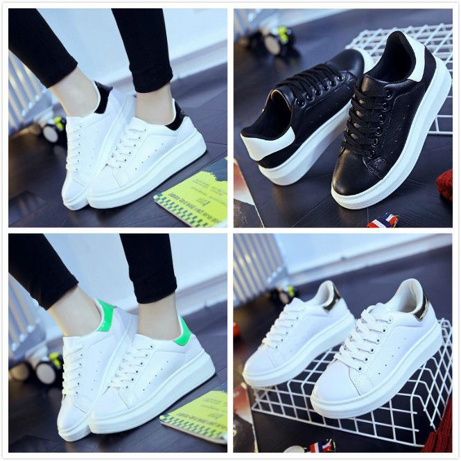2016 New Fashion Sneakers Women's Sports Shoes Casual Shoes Skateboarding Shoes