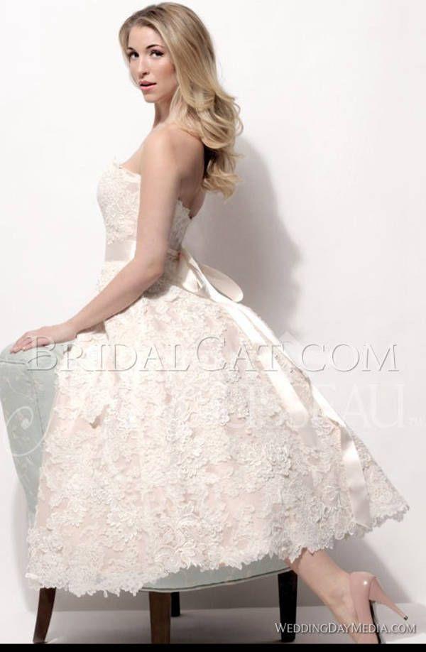 9248e9e0149 Modern Trousseau Annie No train Straight Wedding Dress | KORTE ...