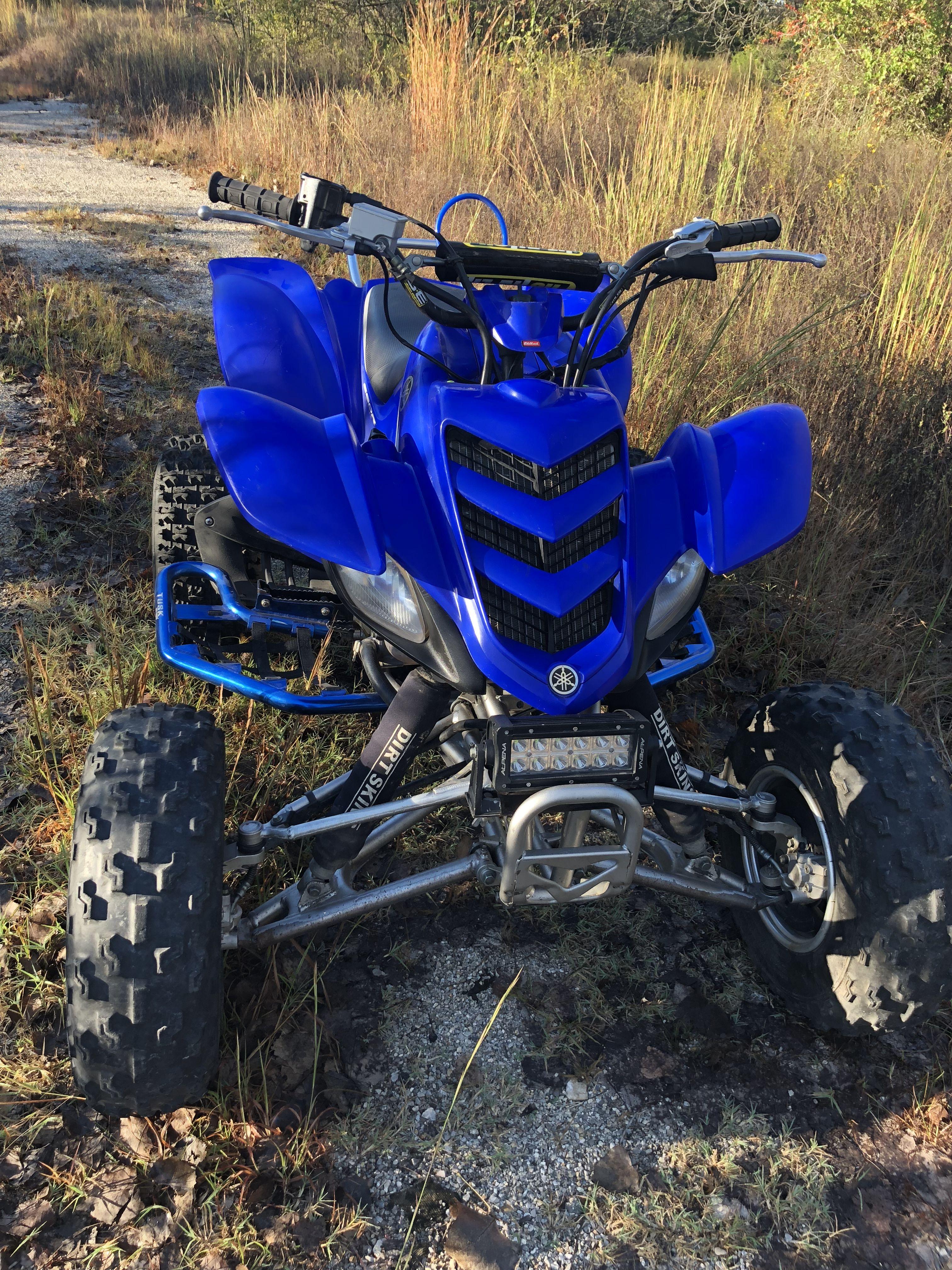 Raptor 660 Atv Quads 4 Wheelers Four Wheelers