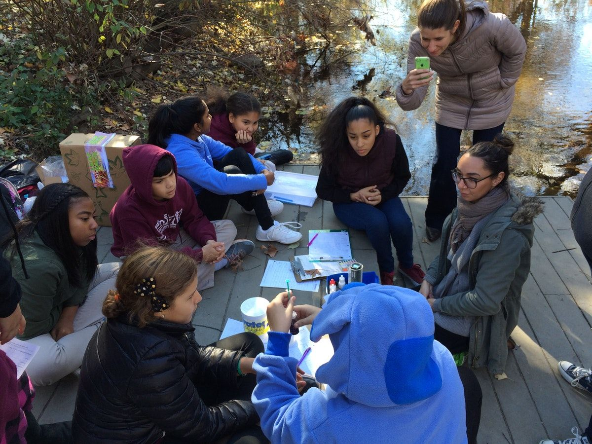 Bronx River Alliance on Explorable Places The Education