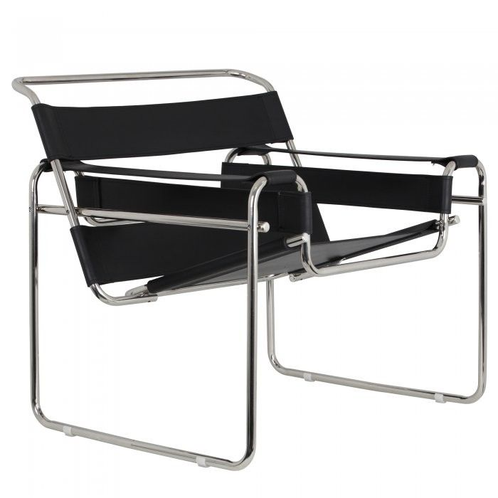 wassily chair, marcel breuer 1925 | arch interiors: furnishings