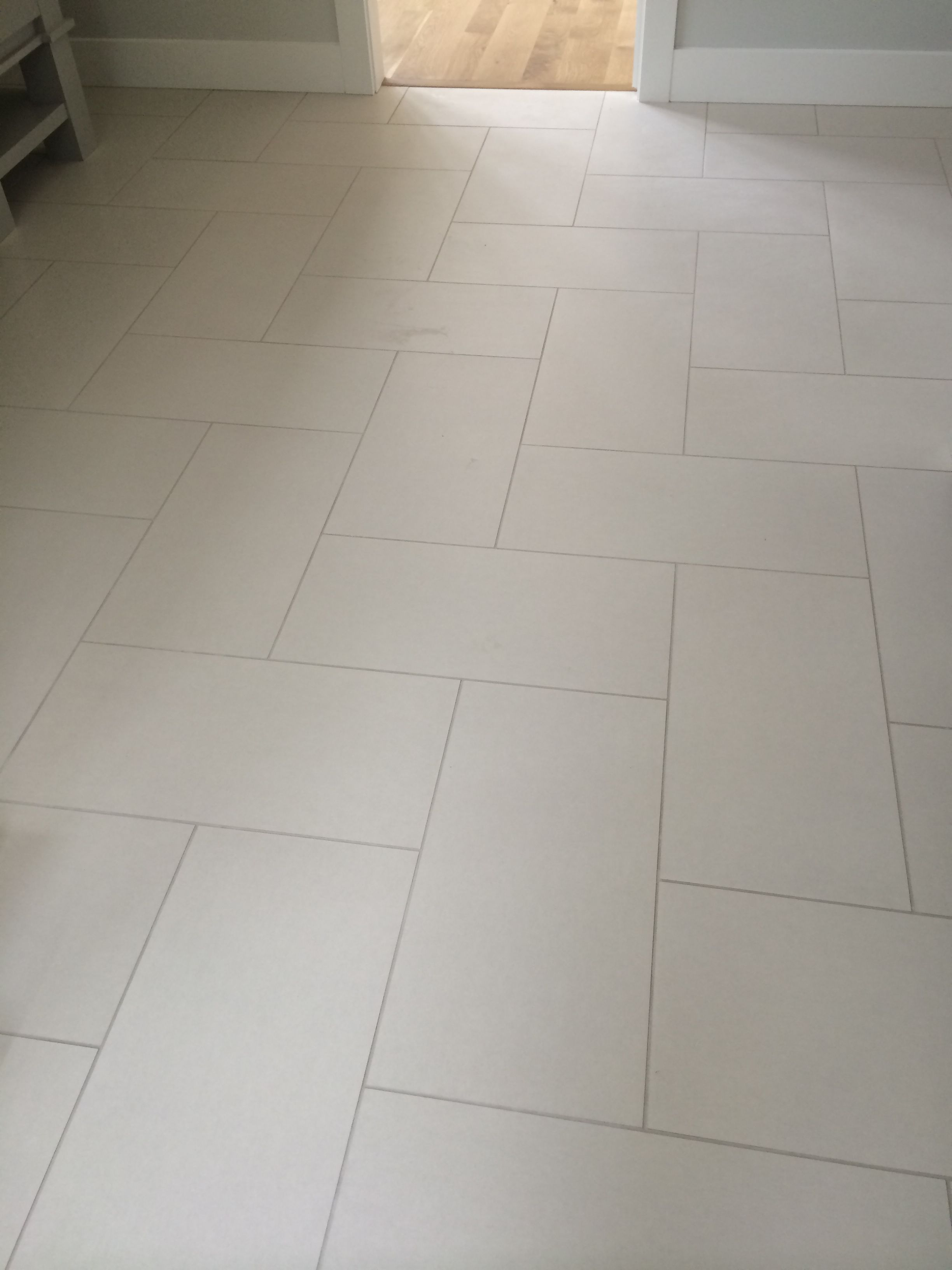 Its all in the detail selecting interior finishes grey grout its all in the detail selecting interior finishes tile floor dailygadgetfo Choice Image