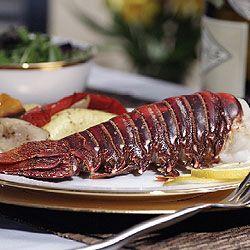 australian lobster tail | Australian lobster, Food ...