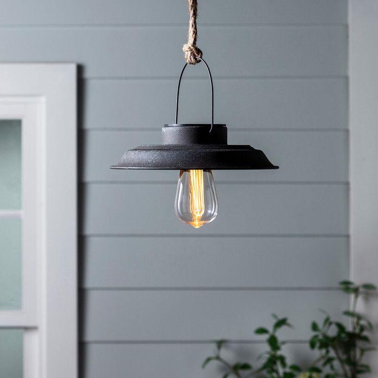 Pendant Solar Light Lights4fun Co Uk Solar Lights Outdoor Pendant Lighting Hanging Pendant Lights